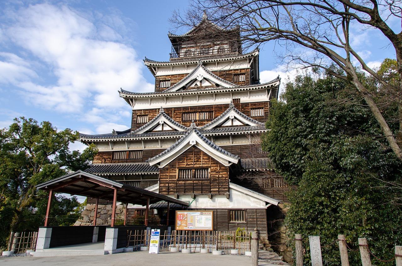 Hiroshima Chateau