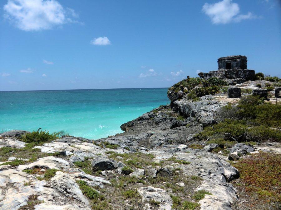 ruines tulum mexique