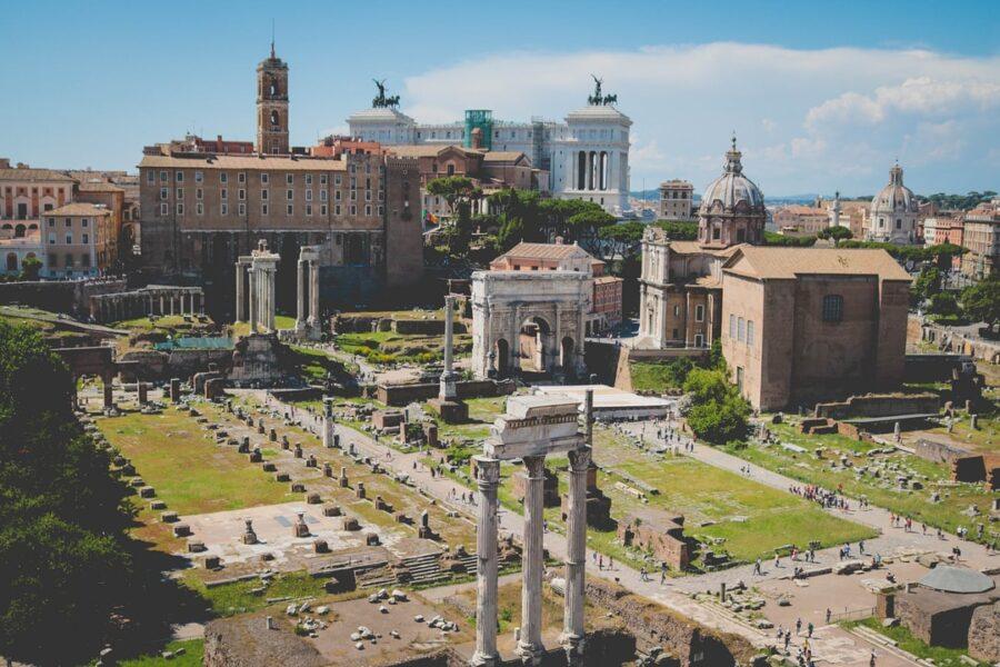 lieux a-voir-a-rome