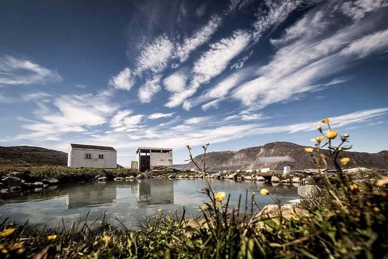 Sources thermales d'Uunartoq - choses à faire au Groenland